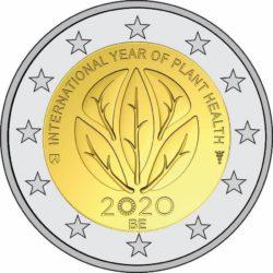 2 euro Belgium 2020 IYPH