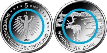 Germany 2020 5 euro