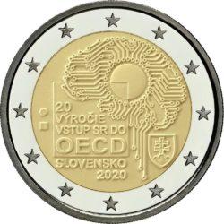 2 euro Slovakia 2020
