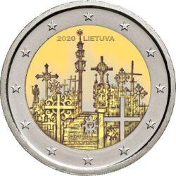 2 euro Lietuva 2020 UNESCO
