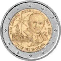 2 euro Vatican 2020 JPII