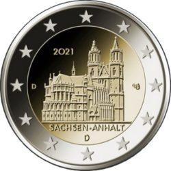 Федеральная земля Саксония-Ангальт. Магдебургский собор