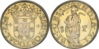 Portugal 2021 2.5 euro Escudo