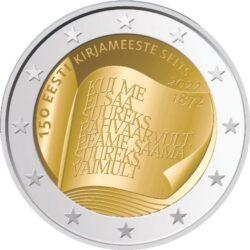 2 euro Estonia 2022
