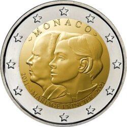 2 euro Monaco 2021