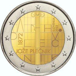 2 euro Slovenia 2022