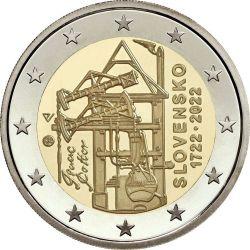 2 euro Slovakia 2022