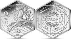 France 2021 10 euro Paris 2024