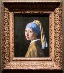 Het meisje met de parel (Johannes Vermeer)